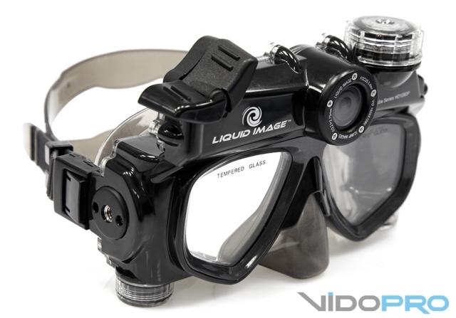 Liquid Image 325 Wide Angle Scuba Series HD 1080P: для подводной фотоохоты