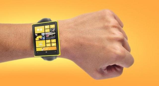 Microsoft тестирует прототип Smart Watch