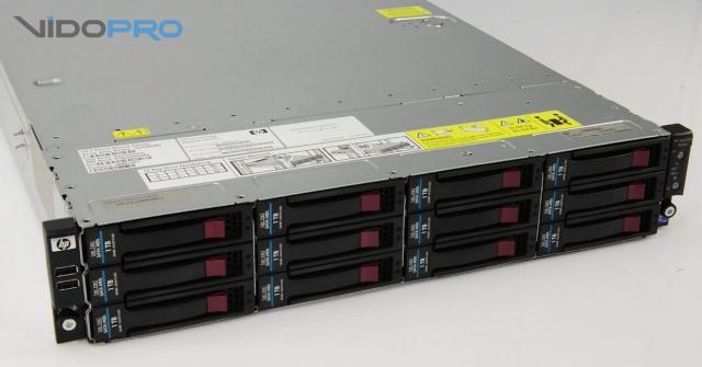 Видеообзор системы резервного копирования HP StoreOnce 4210 FC Backup