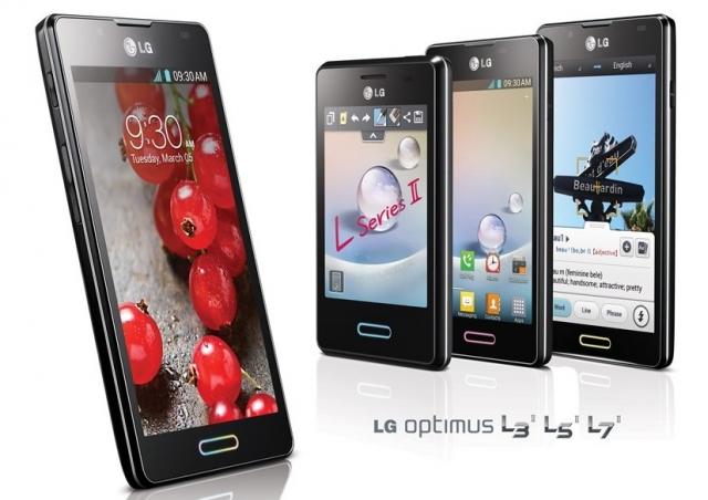 Тайны дизайна второго поколения смартфонов L-Series