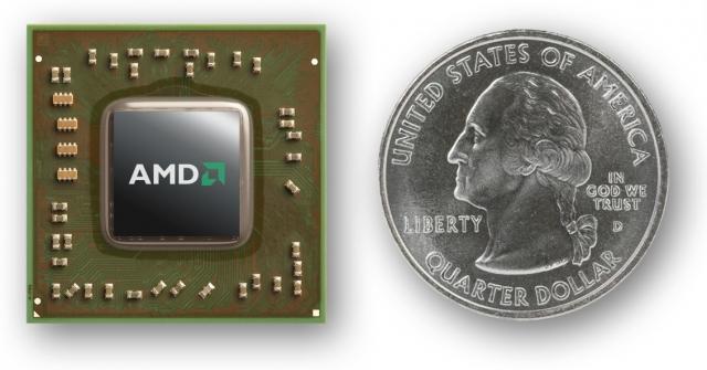 AMD официально представила процессоры Richland, Kabini и Temash