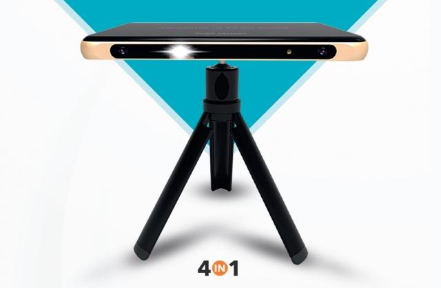 Революційний багатофункціональний 3D-планшет Revopoint Tanso S1