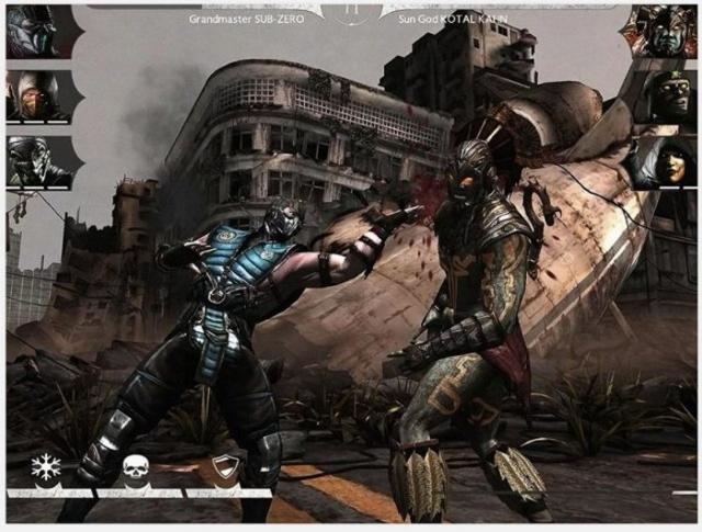 Mortal Kombat X теперь на Android