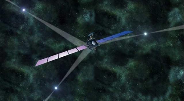 Пульсар-навигация: как управлять самолетом при помощи звезд