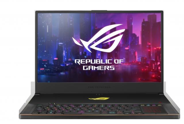 ASUS демонструє ігрові ноутбуки Republic of Gamers (ROG) із частотою оновлення екрана в 300 Гц