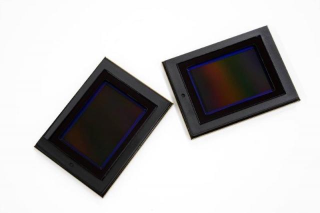 Датчик изображения BSI CMOS формата APS-C с разрешением 28 Мп