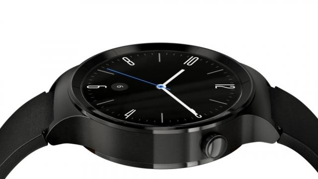 Стартуют продажи Huawei Watch в Европе