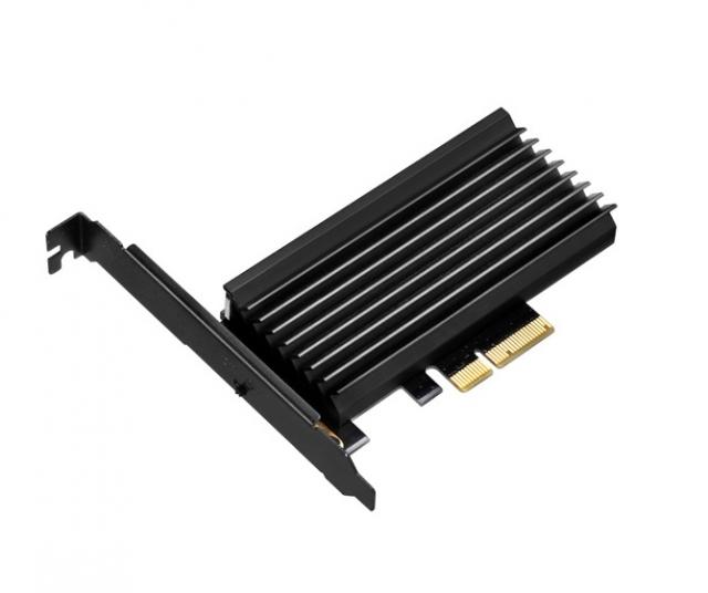 Багатофункціональний адаптер із алюмінієвим радіатором - SilverStone SST-ECM24
