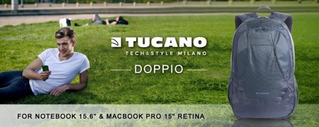 Новые сумки Tucano
