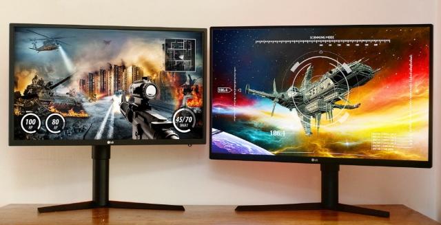 LG представить на виставці IFA 2017 нові моделі ігрових моніторів