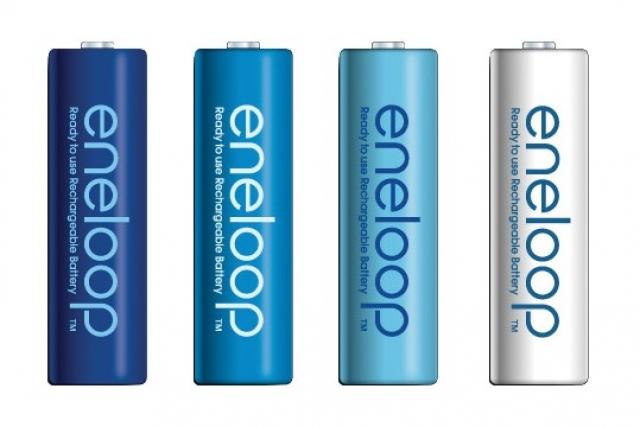 Компания Panasonic представила новую лимитированную серию аккумуляторов eneloop ocean colors