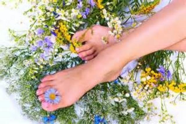 Гидромассаж ног – это не только  красота, а и здоровье всего организма