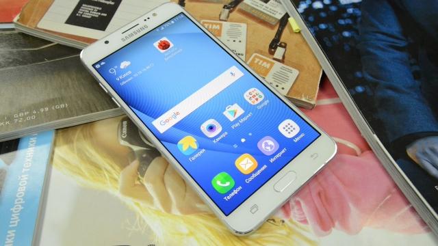 Видеообзор смартфона Samsung Galaxy J7