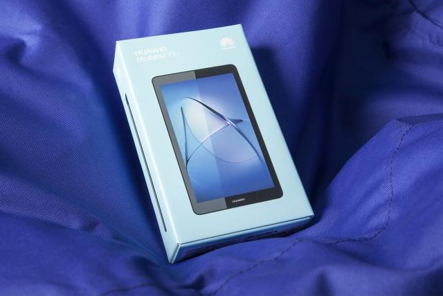 Огляд планшета Huawei MediaPad T3 7