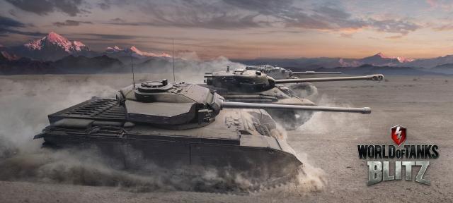 World of Tanks Blitz стал доступен на Mac OS X