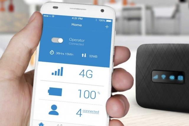 Alcatel мережеве обладнання: 4G LTE мобільний модем і маршрутизатор