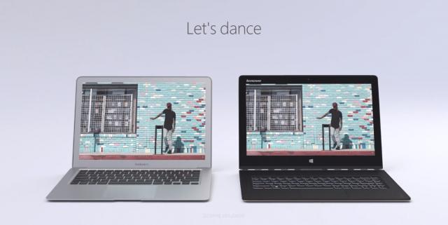 Microsoft выбрала Lenovo для борьбы с MacBook Air
