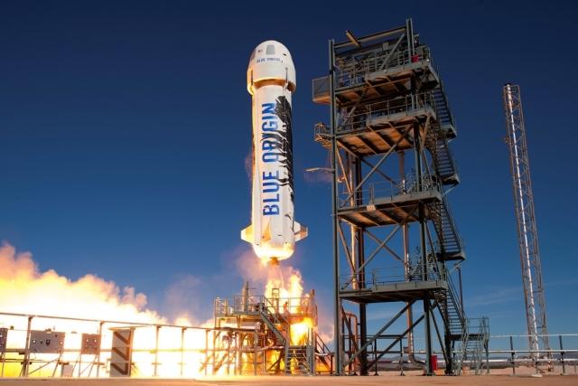 Космічний туризм завдяки Blue Origin стане більш доступнішим вже у 2018 році
