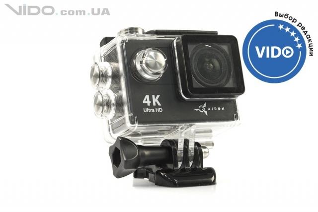 Обзор экшн-камеры AIRON ProCam 4K: яркие моменты