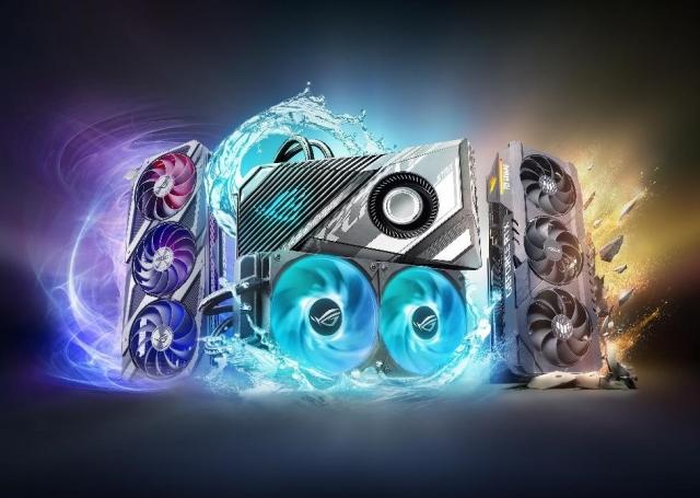 Відеокарти ASUS серій GeForce RTX 3080 Ti і GeForce RTX 3070 Ti