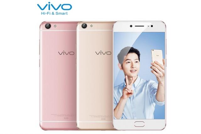 Першими смартфонами з двома фронтальними камерами стануть Vivo X9 та X9 Plus