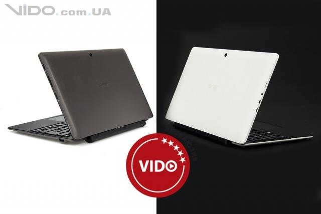 Обзор планшета Acer Aspire Switch 10 E: радужное настроение