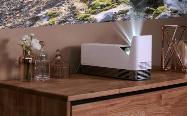 Новий домашній проектор LG ProBeam UST
