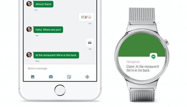 Теперь Android Wear официально поддерживает iOS