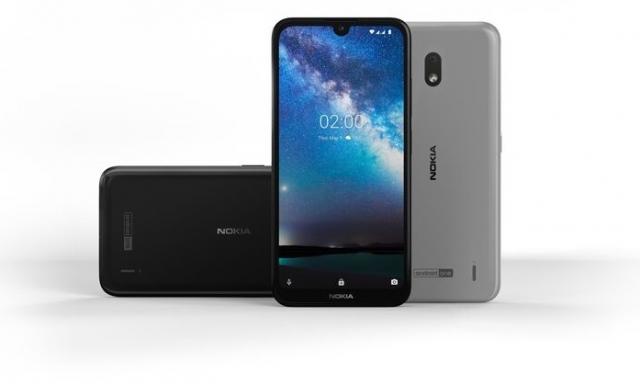 Найдоступніший смартфон Nokia на Android One з новітнім функціоналом AI