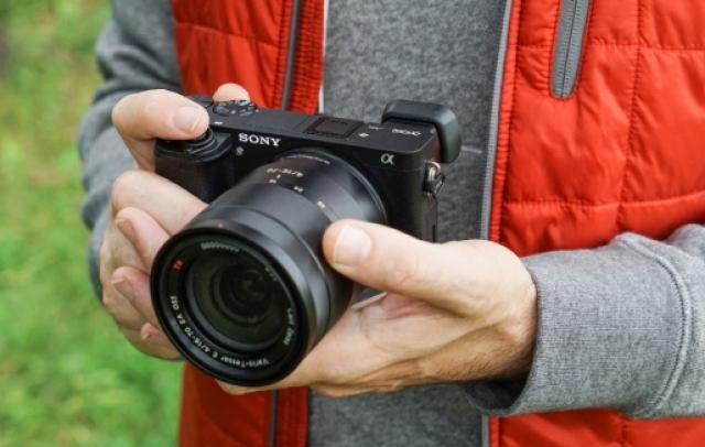 Новая камера Sony α6300 с самой быстрой автофокусировкой