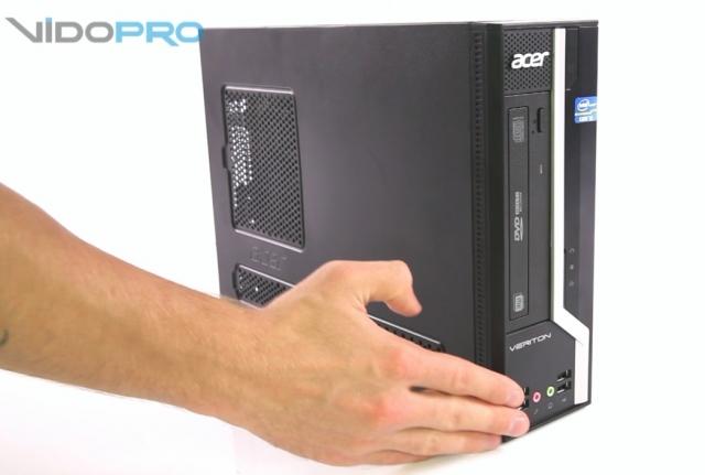 Acer Veriton X4620G: верный офисный помощник