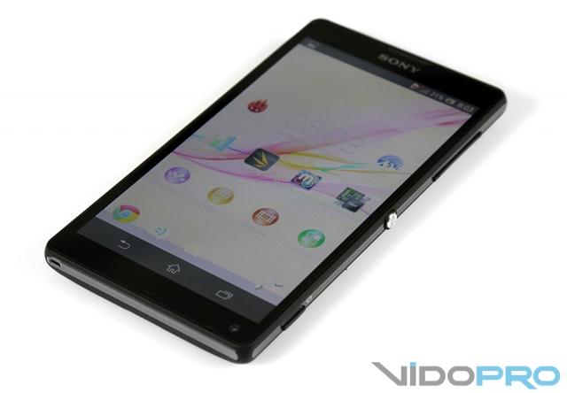 Sony Xperia ZL: пять дюймов в компактном корпусе