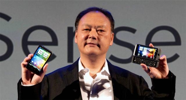 Генеральный директор HTC прогнозирует рост доли рынка компании