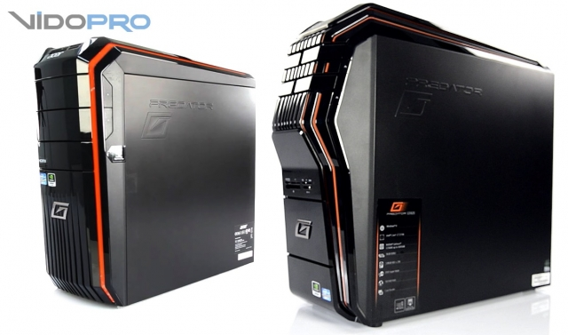 Acer Predator G5920: больше мощи для игр