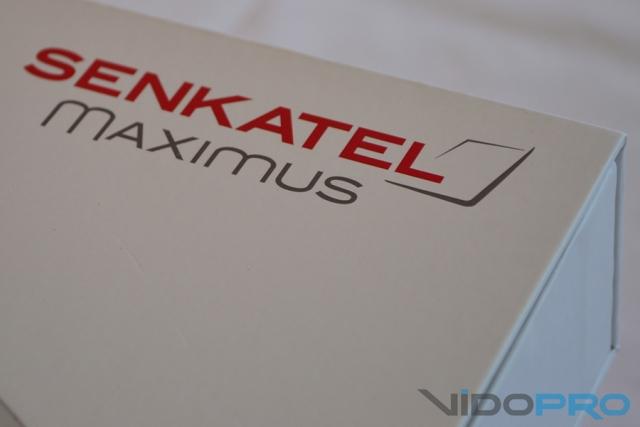 Senkatel Maximus официально представлен в Украине