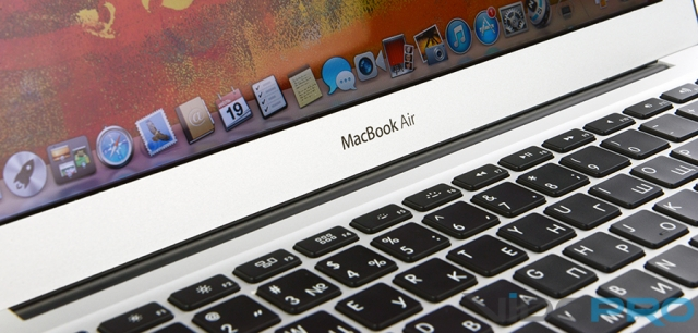 Apple MacBook Air mid 2013: level up