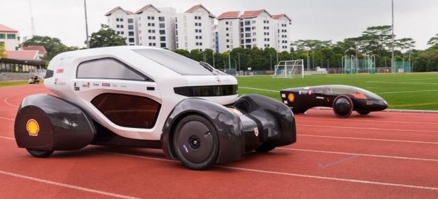 Вы не поверите, кто создал эти электромобили на солнечной энергии