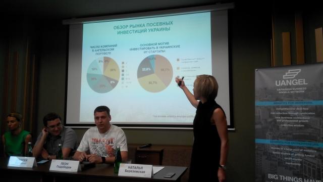 У Києві відбулася конференція з нагоди другої річниці спільноти українських бізнес ангелів UAngel