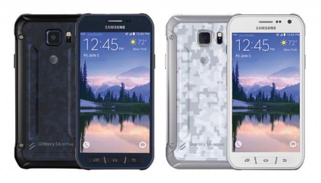 Фотографии смартфона Samsung Galaxy S6 Active