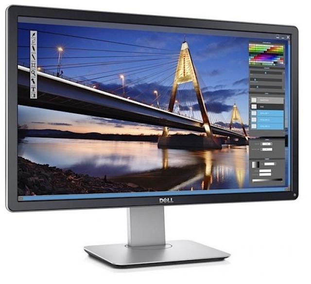 Dell анонсировали новый монитор на 24 дюйма с разрешением 2560 x 1440