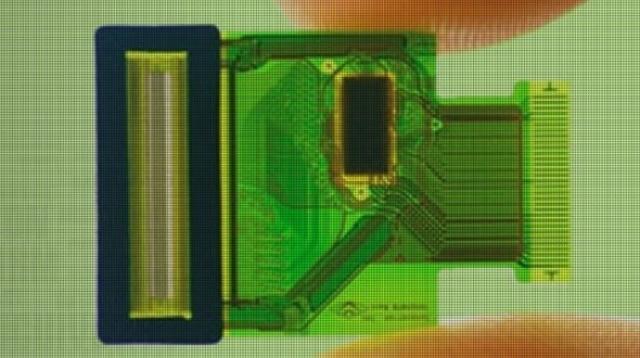 Sonavation встроили биометрический датчик в Gorilla Glass