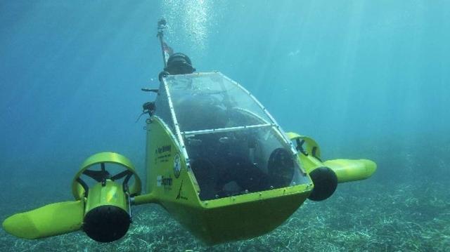 материалы подводной лодки