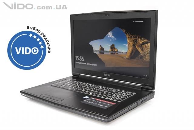 Огляд ноутбука MSI GT72S 6QE Dominator Pro G: для геймерів, котрі звикли перемагати