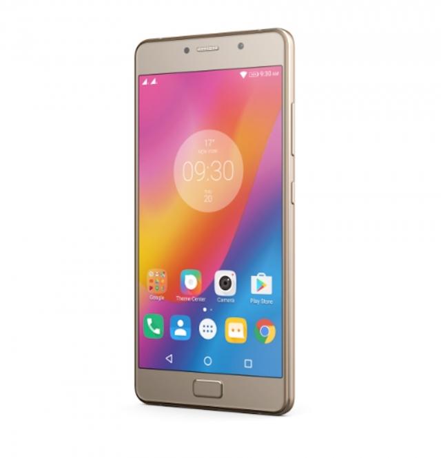 Новый 5,5-дюймовый смартфон Lenovo P2