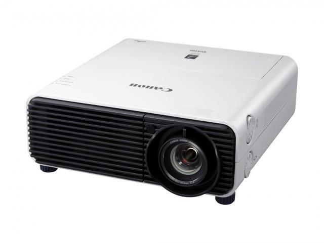 Новый проектор Canon с поддержкой Wi-Fi