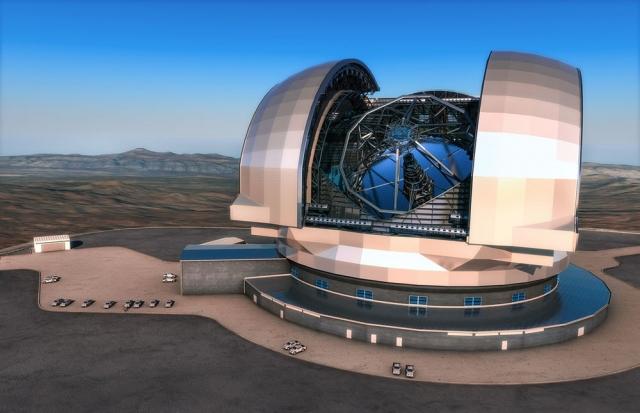 Перший етап на шляху до створення супертелескопу