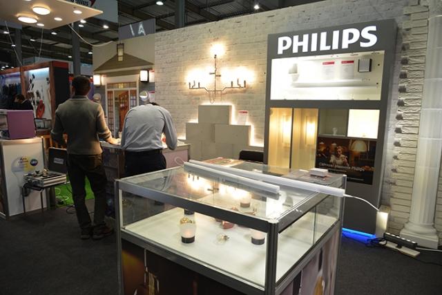 CEE 2016: стенд Philips Lightning