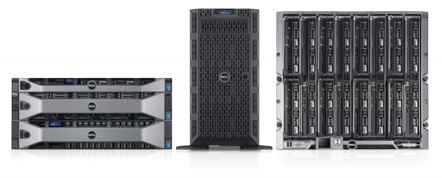 Dell презентует 13-ое поколение серверов PowerEdge