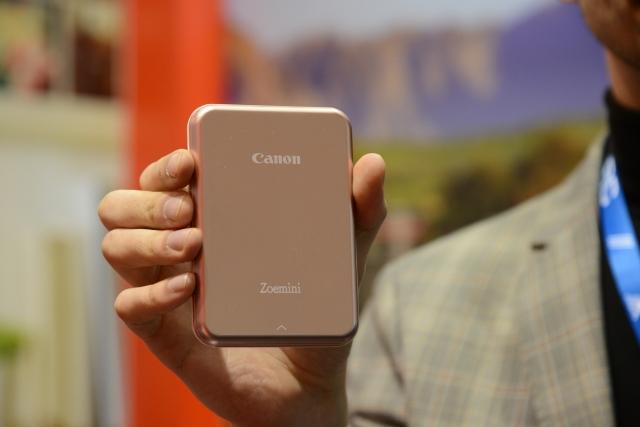 Canon на CEE 2019 дивував роздрукованими селфі на місці!