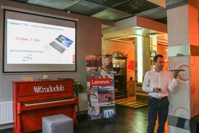 Презентованы новинки Lenovo - ноутбуки линеек Yoga и Ideapad
